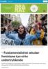 - Fundamentalistisk sekulær feminisme kan virke undertrykkende