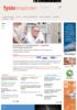 Fysioterapi til kreftpasienter i nasjonale handlingsprogrammer