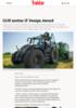 G135 mottar iF Design Award