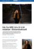 Går fra NRK Urix til å bli redaktør i Bistandsaktuelt