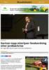 Gartner-topp etterlyser fondsordning etter jordbærkrise