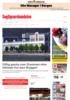 Giftig gassky over Drammen etter lekkasje hos Aass Bryggeri