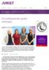 Gir kreftpasienter gratis rettshjelp