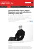 Gjesteskribent Sigurd Allern: Facebook som journalistikkens redning? Glem det!