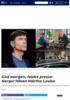 God morgen, falske presse-Norge! Hilsen Märtha Louise