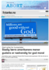 God nyhet for humanister: Stadig færre amerikanere mener gudstro er nødvendig for god moral