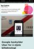 Google beskylder Uber for å stjele bilteknologi