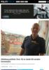 Göteborg-politiet: Over 20 av totalt 60 ansatte koronasyke