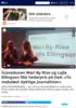 Graveduoen Mari By Rise og Lajla Ellingsen fikk hederpris på Hell: To makaløst dyktige journalister