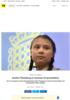 Gretha Thunberg er utnevnt til æresdoktor