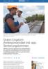 Grønn Ungdom: Ambisjonsnivået må opp, Senterungdommen