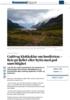 Guldvog klokkeklar om høstferien: - Reis på fjellet eller hytta med god samvittighet