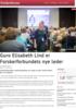 Guro Elisabeth Lind er Forskerforbundets nye leder