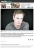 Hans-Kristian Kjos Sørensen: «Musikere har et lavt kunstnerisk immunforsvar. Det er bare vi som er vant til å gi bort kunsten vår gratis på nett»