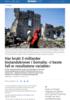Har brukt 3 milliarder bistandskroner i Somalia: «I beste fall er resultatene variable»