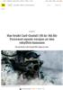 Har brukt Carl-Gustaf i 50 år: Nå får Forsvaret nyeste versjon av den rekylfrie kanonen