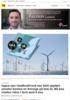 Havvind Ingen nye vindkraftverk har blitt oppført utenfor kysten av Sverige på fem år. Nå kan vinden være i ferd med å snu