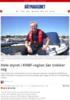 Hele styret i KNBF-region Sør trekker seg