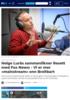 Helge Lurås sammenlikner Resett med Fox News: - Vi er mer «mainstream» enn Breitbart