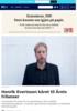 Henrik Evertsson kåret til Årets frilanser