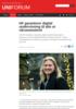 HF garanterer digital undervisning til alle ut vårsemesteret