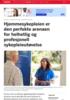Hjemmesykepleien er den perfekte arenaen for helhetlig og profesjonell sykepleieutøvelse