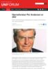 Hjerneforskar Per Andersen er død