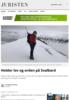 Holder lov og orden på Svalbard