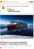 Hurtigrutens nye skip får prisbelønnet skrogform - sammenliknes med Titanic