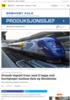 HURTIGTOG STOCKHOLM Svensk togsjef truer med å legge ned hurtigtoget mellom Oslo og Stockholm