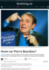 Hvem var Pierre Bourdieu?