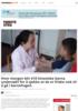 Hver morgen blir 610 kinesiske barna undersøkt for å sjekke at de er friske nok til å gå i barnehagen.
