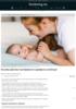 Hvordan påvirker tarmbakterier spedbarns utvikling?