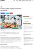 Hvorfor svikter ungdom restaurant- og matfag?
