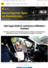 Hydro bygger fabrikk for resirkulering av elbilbatterier i Fredrikstad