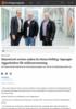 Høyesterett avviser anken fra Stena Drilling: Oppsagte riggarbeidere får millionerstatning