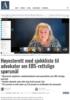 Høyesterett med sjekkliste til advokater om EØS-rettslige spørsmål