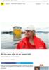 Høyre vil ha krav om oljeutvinning Vil ha mer olje ut av hvert felt