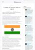 I India er korona blitt et våpen