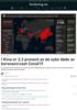I Kina er 2,3 prosent av de syke døde av koronaviruset Covid19
