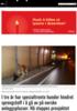 I tre år har spesialtrente hunder hindret sprengstoff i å gå av på norske anleggsplasser. Nå stoppes prosjektet