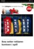 Ikea setter reklame-kontoen i spill