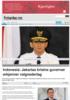 Indonesia: Jakartas kristne guvernør erkjenner valgnederlag