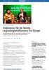 Indonesia får de første regnskogsmillionene fra Norge