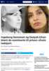 Ingeborg Senneset og Deeyah Khan blant de nominerte til prisen Årets ladejarl