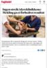 Ingen streik i dyreklinikkene: Mekling ga et forbedret resultat