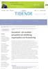 Inger Wårdh, Eeva Widström, Dorte Jeppe-Jensen, Kirsten Solemdal och Lars Gahnberg Gerodonti - ett nordiskt perspektiv på utbildning, organisation och finansiering