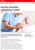 Innspill Hvorfor fortsetter sykepleiere i yrket?