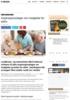 Inspirasjonsdager om matglede for eldre