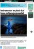 Instrumenter av plast skal tenne miljøengasjementet